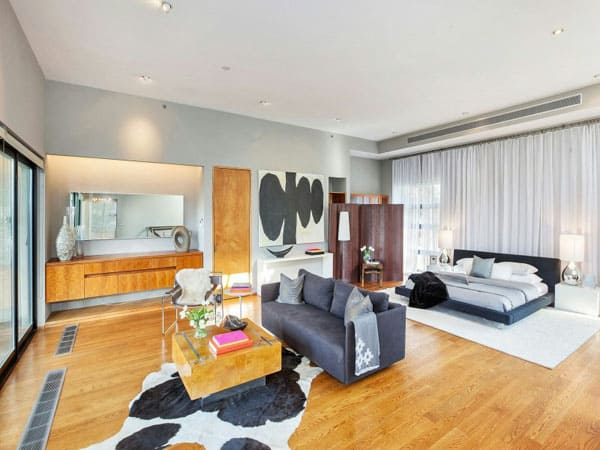 Greenwich Street Duplex Penthouse-11-1 Kindesign