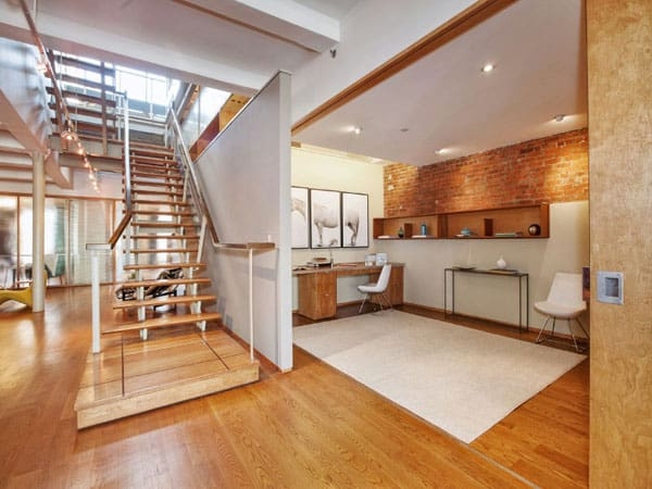 Greenwich Street Duplex Penthouse-12-1 Kindesign