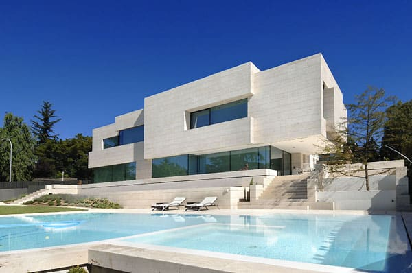 House in Las Rozas-A-cero Architects-02-1 Kindesign