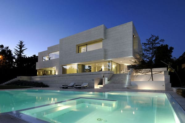 House in Las Rozas-A-cero Architects-08-1 Kindesign