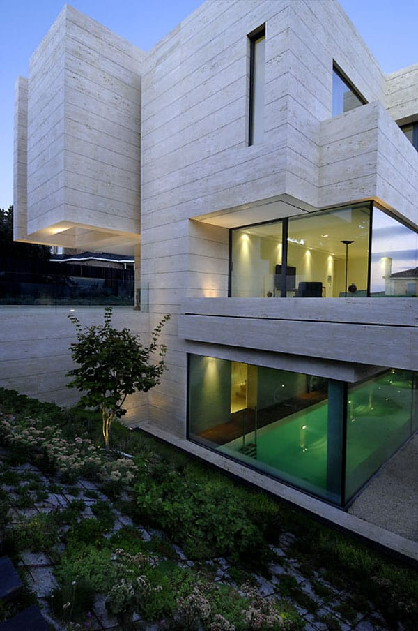 House in Las Rozas-A-cero Architects-09-1 Kindesign
