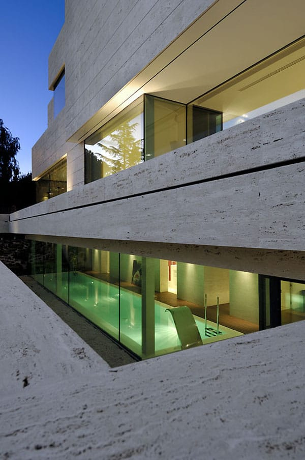 House in Las Rozas-A-cero Architects-10-1 Kindesign