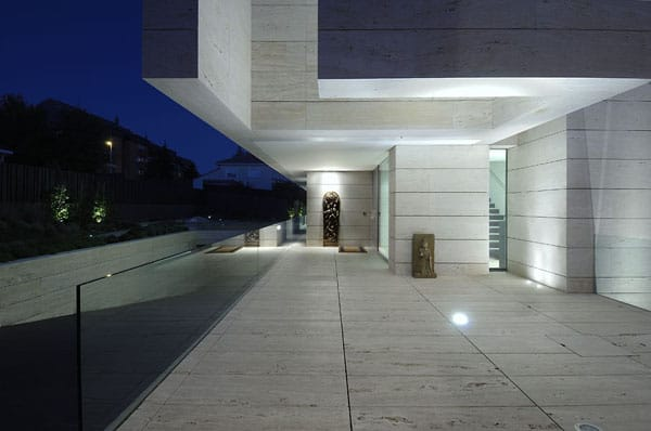 House in Las Rozas-A-cero Architects-11-1 Kindesign