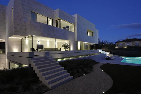 House in Las Rozas-A-cero Architects-12-1 Kindesign