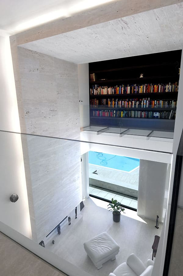 House in Las Rozas-A-cero Architects-17-1 Kindesign