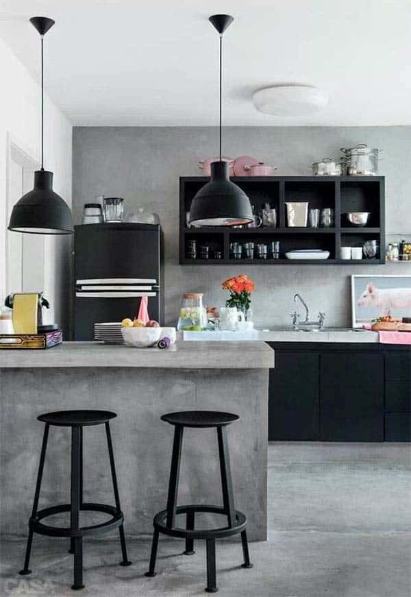 featured posts image for 47 Incredibly inspiring industrial style kitchens