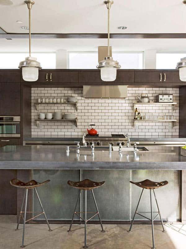 Industrial Kitchen Designs-05-1 Kindesign