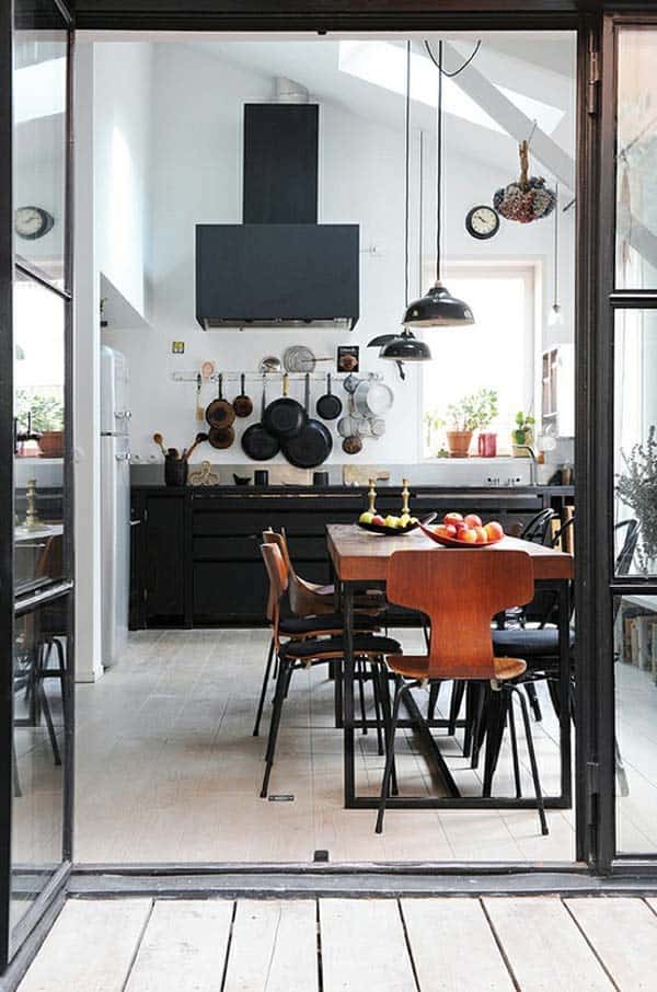 Industrial Kitchen Designs-08-1 Kindesign