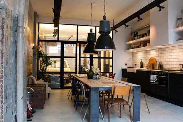 Industrial Kitchen Designs-12-1 Kindesign