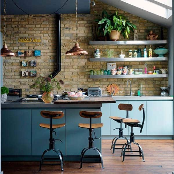 Industrial Kitchen Designs-27-1 Kindesign