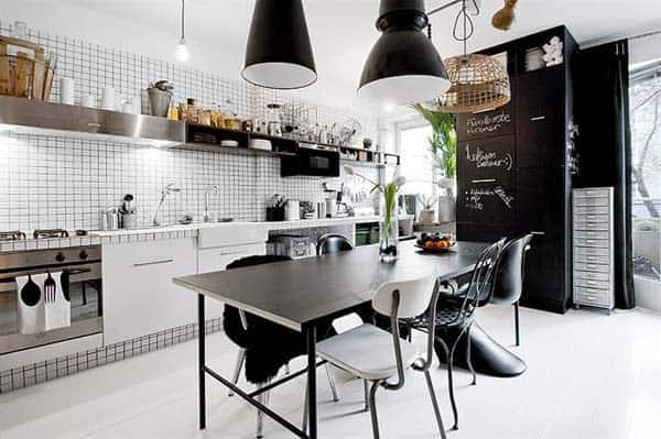 Industrial Kitchen Designs-33-1 Kindesign