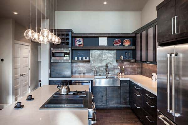 Industrial Kitchen Designs 34 1 Kindesign