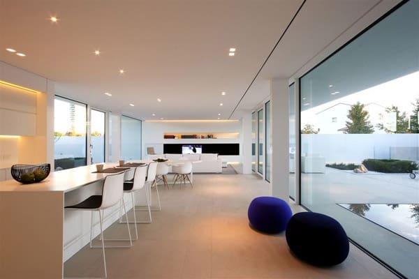 Jesolo Lido Pool Villa-JM Architecture-14-1 Kindesign