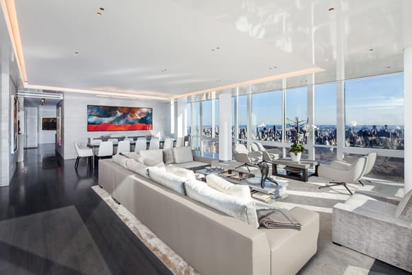 featured posts image for Manhattan Penthouse with jaw-dropping skyline views