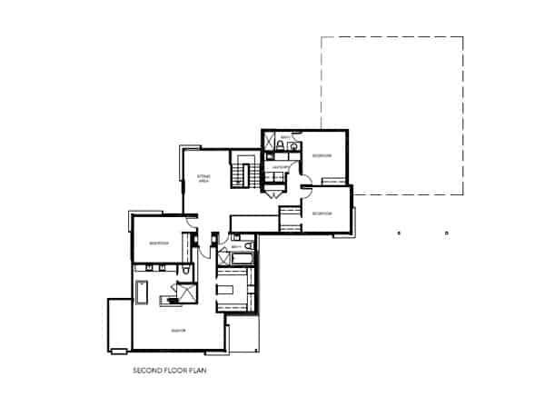 Ottawa River House-Christopher Simmonds Architect-14-1 Kindesign