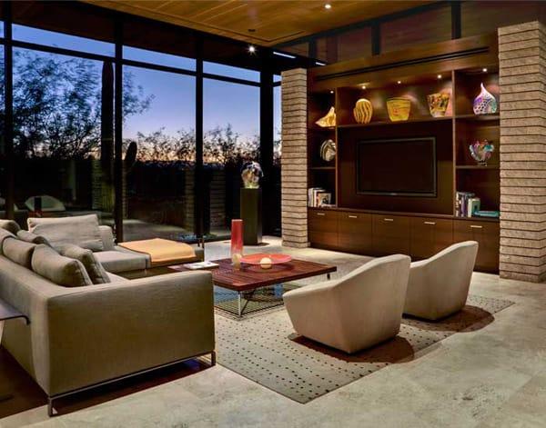 Pima Canyon Residence-John Senhauser Architects-03-1 Kindesign