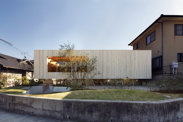 featured posts image for Minimalist family home in Japan by UID Architects: Pit House