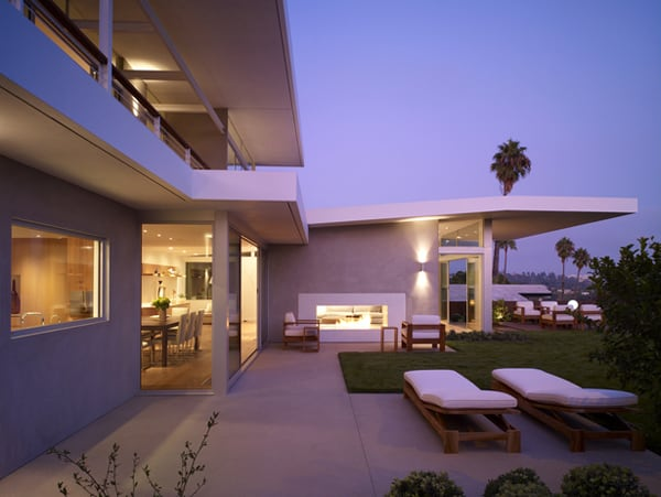 featured posts image for Tranquil and airy Southern California retreat: Westridge Residence