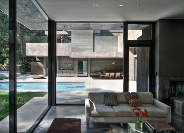 Rustic Canyon House-Chu Gooding Architects-15-1 Kindesign