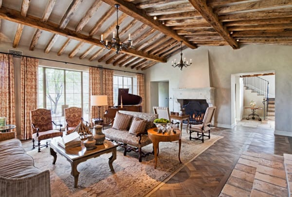 featured posts image for Breathtaking hillside French estate in Arizona: Silverleaf 2