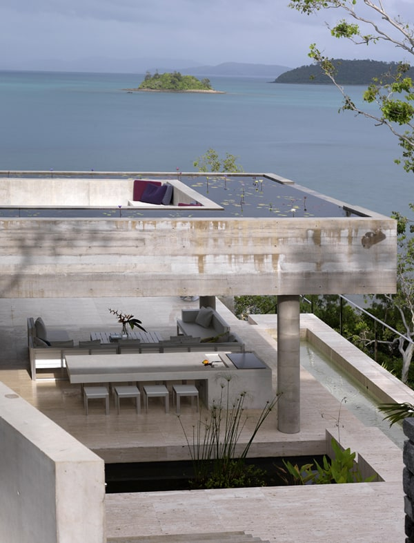 featured posts image for Breathtaking Solis Residence clinging cliffside on Hamilton Island
