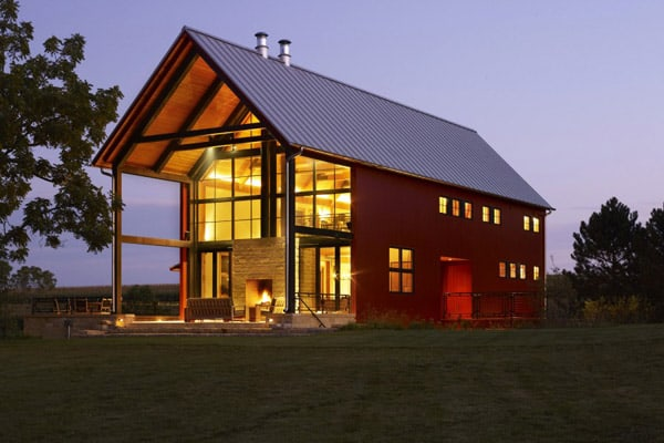 featured posts image for Sustainable weekend retreat in Wisconsin: Thistle Hill Farm