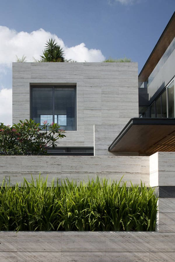 Travertine Dream House-Wallflower Architecture-04-1 Kindesign