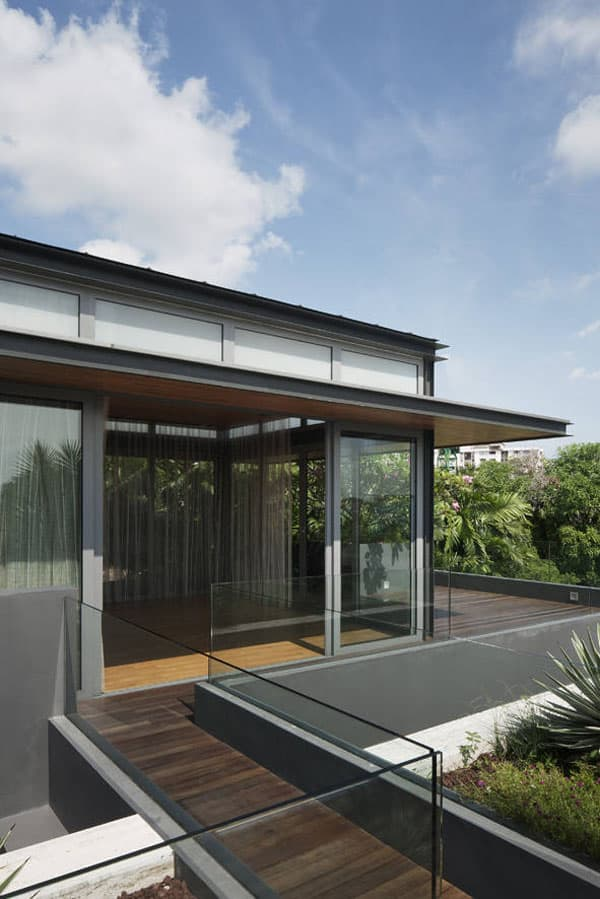 Travertine Dream House-Wallflower Architecture-13-1 Kindesign