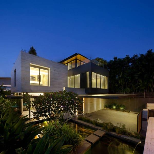 Travertine Dream House-Wallflower Architecture-14-1 Kindesign