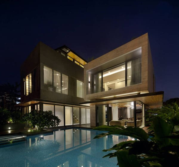 Travertine Dream House-Wallflower Architecture-15-1 Kindesign