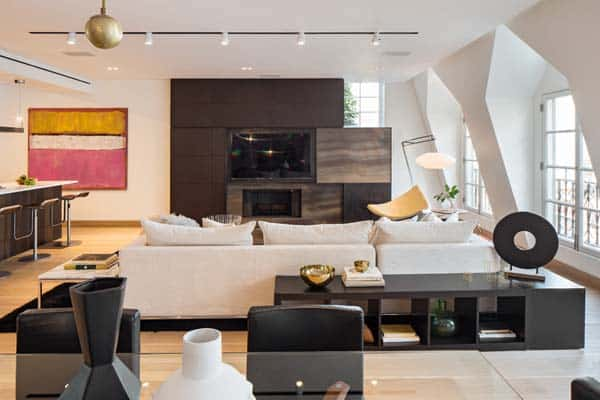 Tribeca Penthouse-Turett Collaborative Architects-01-1 Kindesign