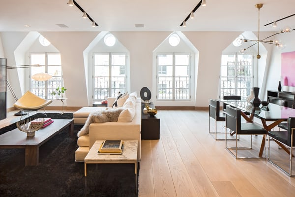 Tribeca Penthouse-Turett Collaborative Architects-03-1 Kindesign