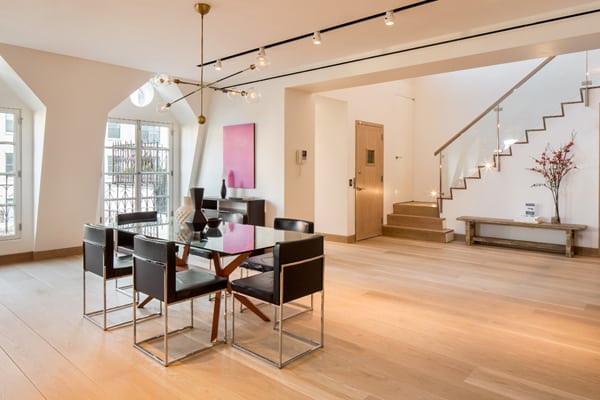 Tribeca Penthouse-Turett Collaborative Architects-04-1 Kindesign