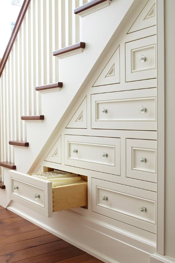 Under Stairs Storage Ideas-02-1 Kindesign