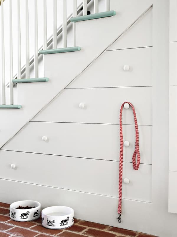 Under Stairs Storage Ideas-05-1 Kindesign