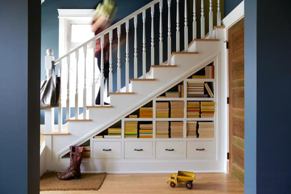 Under Stairs Storage Ideas 40 1 Kindesign