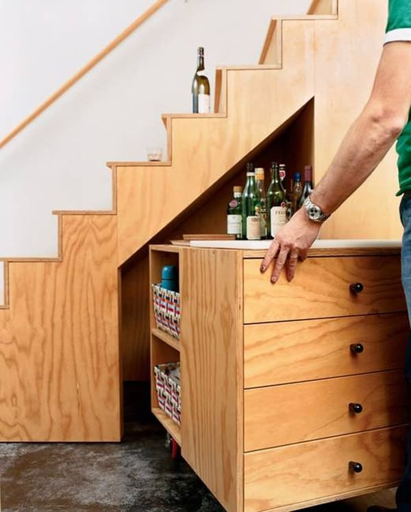 Under Stairs Storage Ideas-44-1 Kindesign