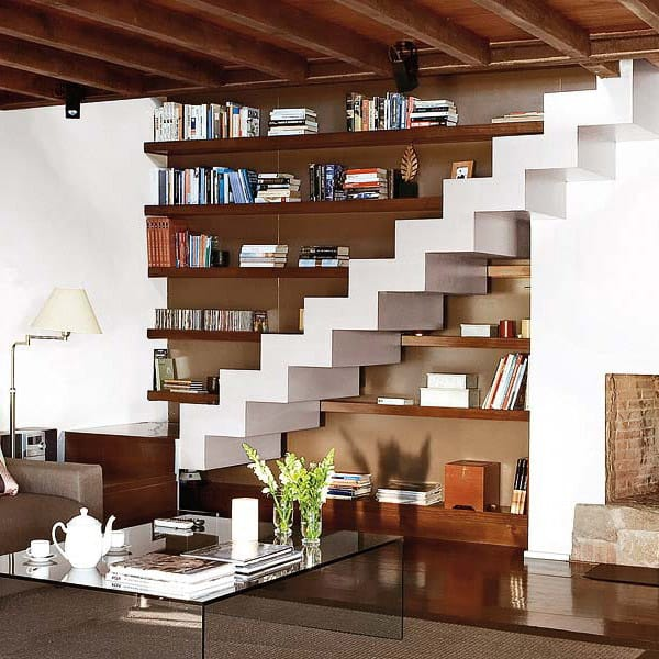 Under Stairs Storage Ideas-49-1 Kindesign
