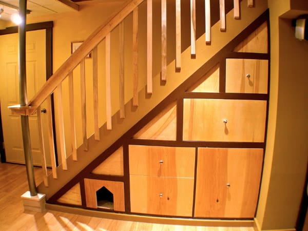 Under Stairs Storage Ideas-54-1 Kindesign