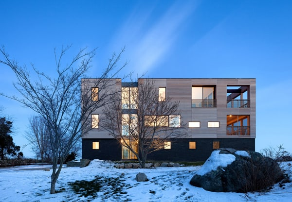 featured posts image for Watch Hill modern weekend retreat on Rhode Island