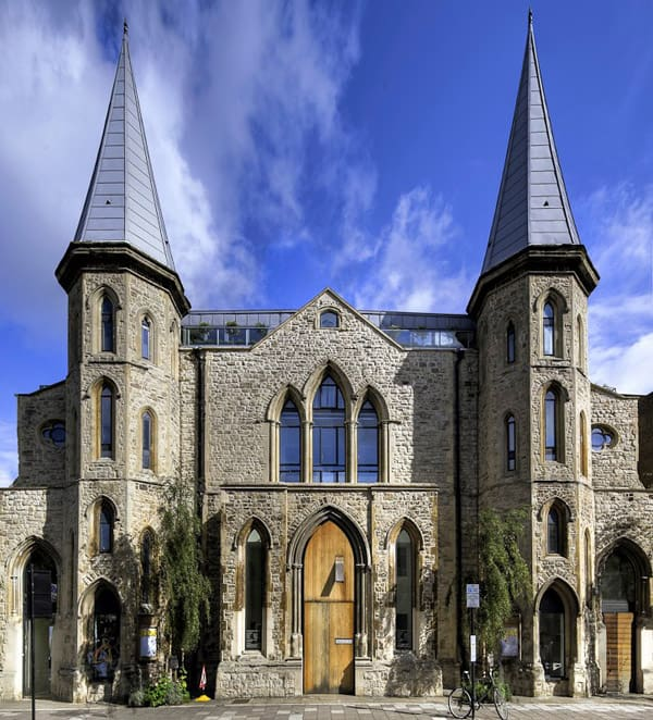 featured posts image for Westbourne Grove Church Conversion in Notting Hill