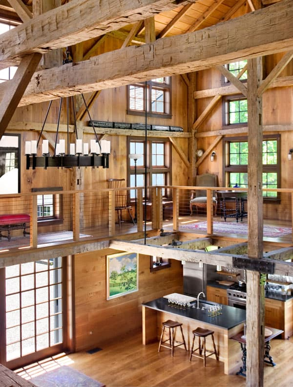 featured posts image for 43 Fabulous barn conversions inspiring you to go off-grid