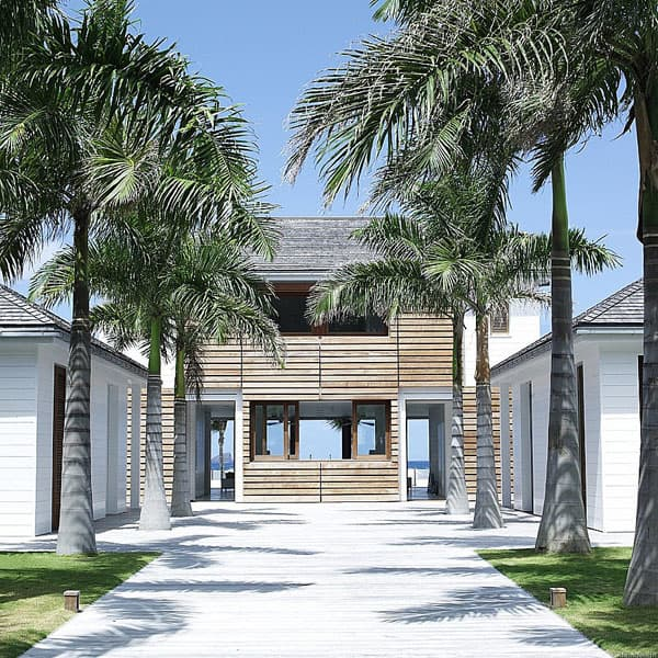 featured posts image for Luxury Beach House on St Barths by Adam Design