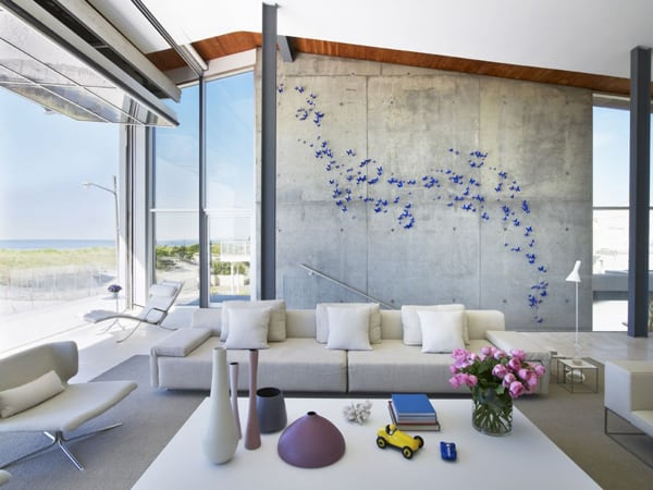 Beach House on Long Island-West Chin Architects-04-1 Kindesign