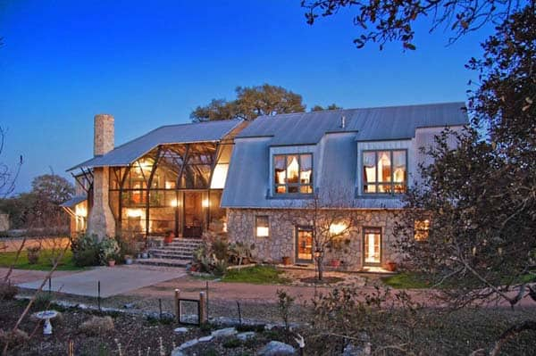 featured posts image for Stone barn conversion in Texas Hill Country: Blanco Residence