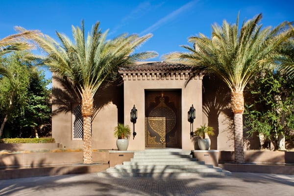 featured posts image for Casbah Cove: Luxury Moroccan Riad in Palm Desert