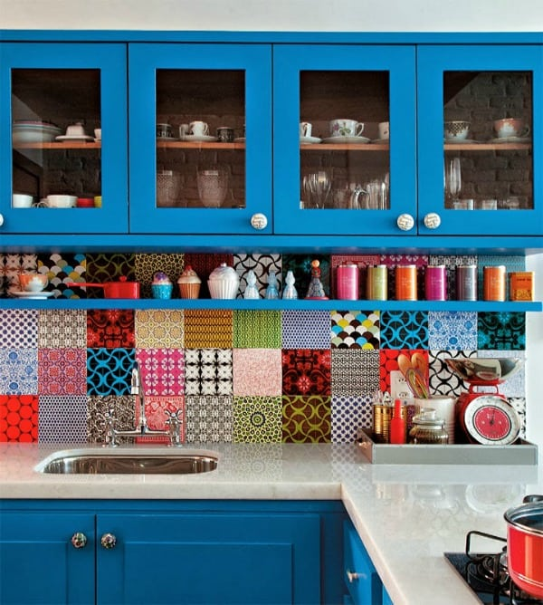 Cement Tile Kitchen Backsplash-02-1 Kindesign