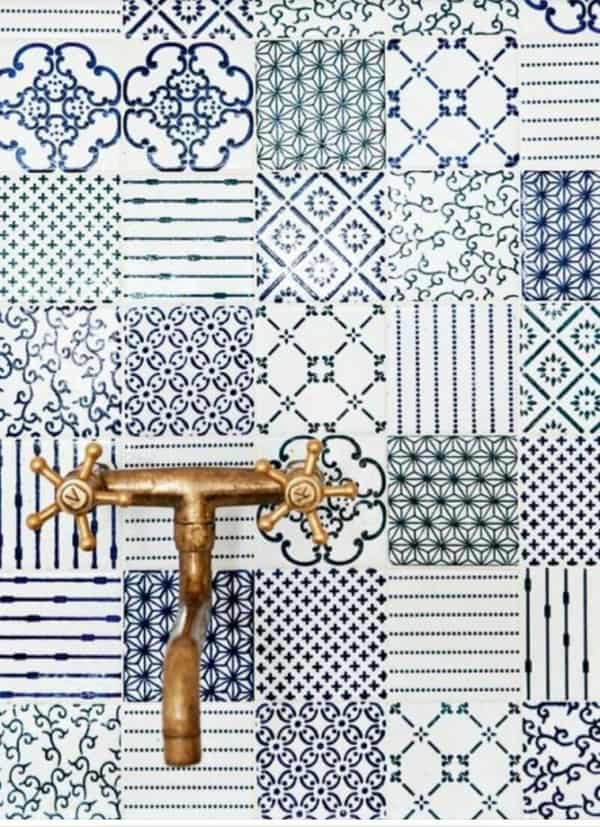 Cement Tile Kitchen Backsplash-08-1 Kindesign