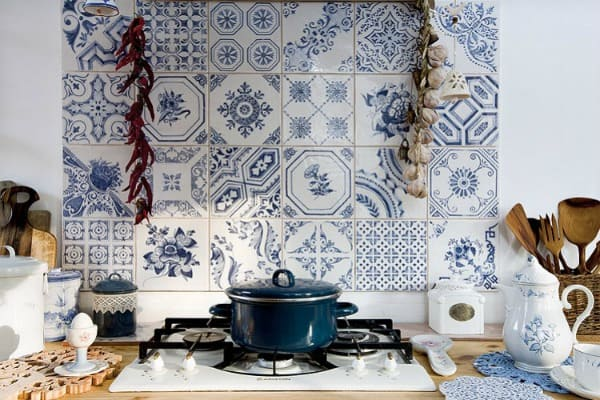 Cement Tile Kitchen Backsplash-18-1 Kindesign