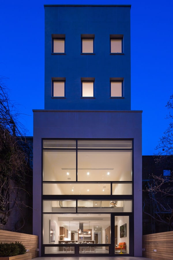 featured posts image for Townhouse Architecture for NYC Art Collectors
